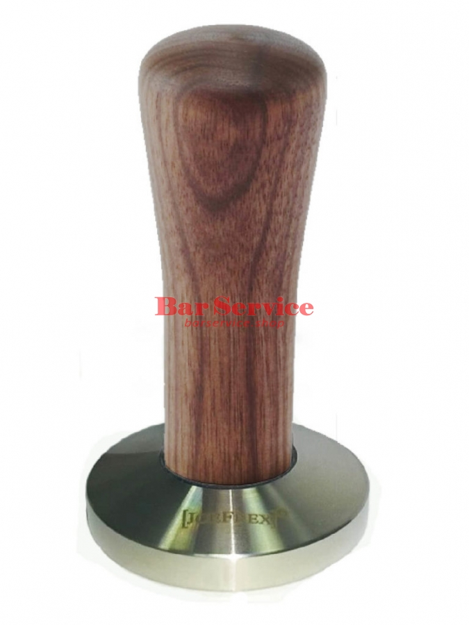 Темпер JoeFrex D58 Classic Short, орех, плоский сталь в Ярославле